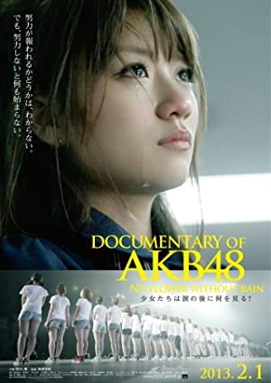Documentary of AKB48: No Flower Without Rain