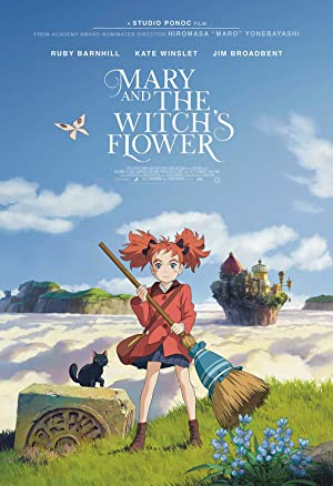 DMCA Mary and the Witch's Flower