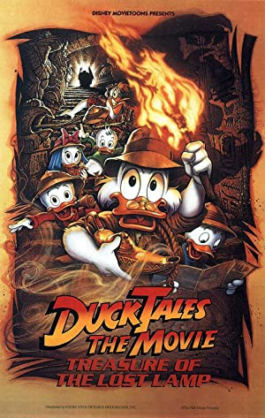 DuckTales the Movie: Treasure of the Lost Lamp