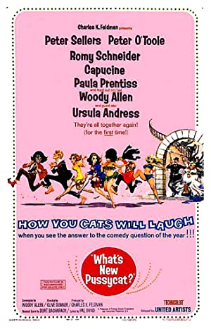 What's New Pussycat (1965)